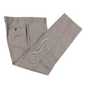 Brooks Brothers Regent Flat Front Pants 40 X 33